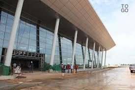 futur aéroport internationnal de la chine